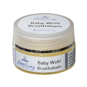 Baby Wohl Brustbalsam