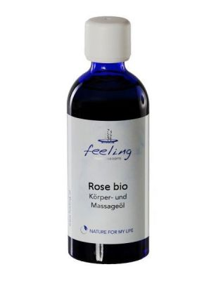 Rose bio Körper- & Massageöl