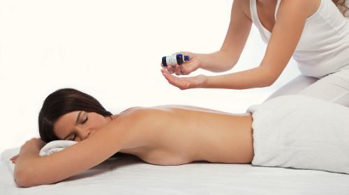 Körper- und Massageöle